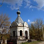 Часовня Александра Невского - Старица - Старицкий район - Тверская область