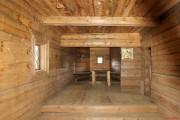 Василёво. Музей деревянного зодчества. Церковь иконы Божией Матери