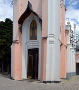 Ялта. Иоанна Златоуста на Поликуровском холме, церковь