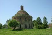 Церковь Александра Невского - Мошонки - Мещовский район - Калужская область