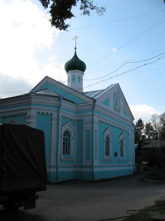 Церковь Александра Невского при Духовном училище, Шуя