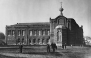 Церковь Николая Чудотворца при мужской гимназии - Шуя - Шуйский район - Ивановская область
