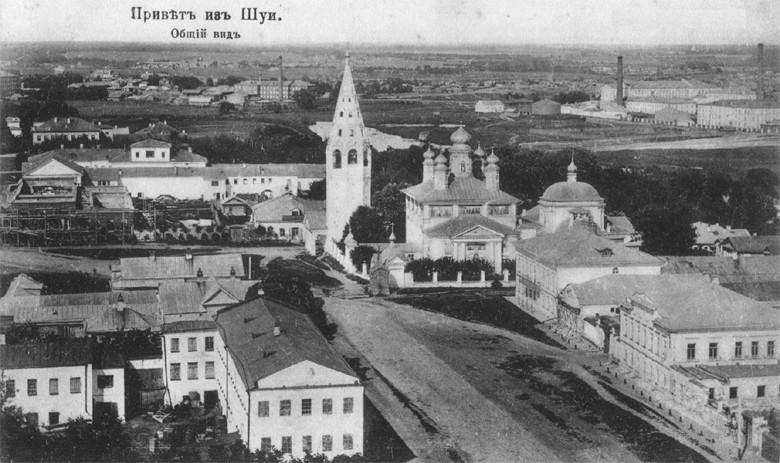 Церковь Воздвижения Креста Господня, Шуя