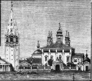 Церковь Воздвижения Креста Господня - Шуя - Шуйский район - Ивановская область