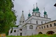 Великий Устюг. Михаило-Архангельский монастырь. Собор Михаила Архангела