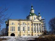 Спасо-Суморин монастырь. Собор Вознесения Господня - Тотьма - Тотемский район - Вологодская область