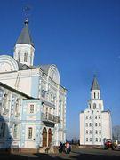 Коряжемский Николаевский монастырь - Коряжма - Котласский район, г.г. Котлас, Коряжма - Архангельская область