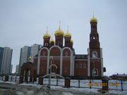Церковь Рождества Христова - Нижневартовск - Нижневартовский район - Ханты-Мансийский автономный округ