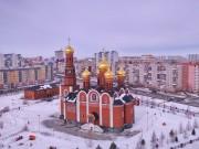 Нижневартовск. Рождества Христова, церковь