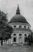 Покровское (Чисменского с/о). Покрова Пресвятой Богородицы, колокольня церкви