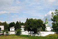 Георгиевский монастырь - Даневка - Козелецкий район - Украина, Черниговская область