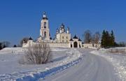 Монастырь Животворящего Креста Господня - Погост-Крест - Ильинский район - Ивановская область