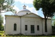 Гагарин. Тихвинской иконы Божией Матери, церковь