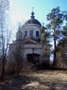 Церковь Воскресения Христова - Воскресенское Новое - Лухский район - Ивановская область