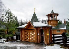 Монастырь ленинградская обл коркино телефон