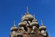 Церковь Покрова Пресвятой Богородицы - Невский Парклесхоз - Всеволожский район - Ленинградская область