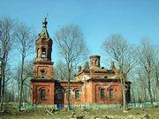 Церковь Успения Пресвятой Богородицы - Лукинское - Кировский район - Ленинградская область