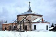 Церковь Спаса Нерукотворного Образа - Нижний Починок - Опаринский район - Кировская область