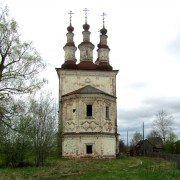 Церковь Воскресения Христова - Варницы - Тотемский район - Вологодская область