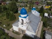 Сазоново. Покрова Пресвятой Богородицы, церковь