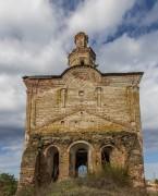 Церковь Воскресения Христова - Медведево - Тотемский район - Вологодская область