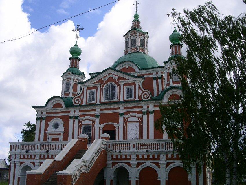 Церковь Симеона Столпника, Великий Устюг