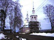 Церковь Владимирской иконы Божией Матери - Бобровниково - Великоустюгский район - Вологодская область