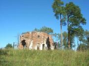 Церковь Вознесения Господня - Горка - Шекснинский район - Вологодская область