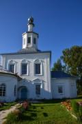 Церковь Троицы Живоначальной - Вондокурье - Котласский район, г.г. Котлас, Коряжма - Архангельская область