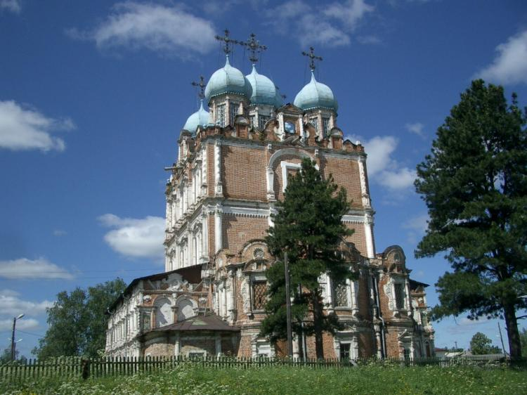 Собор Введения во храм Пресвятой Богородицы, Сольвычегодск
