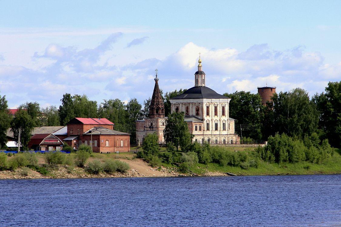 Церковь Спаса Нерукотворного Образа, Сольвычегодск
