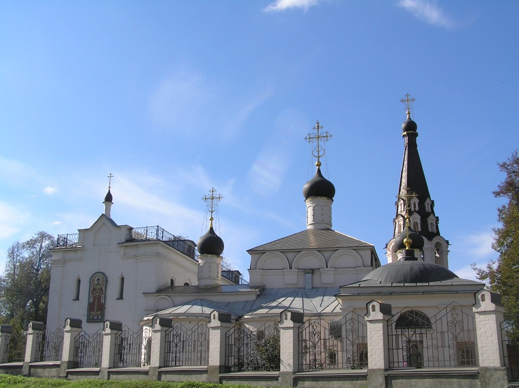 Церковь Спаса Нерукотворного Образа в Котове, Долгопрудный