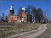 Церковь Космы и Дамиана - Кузьмино - Ступинский район - Московская область