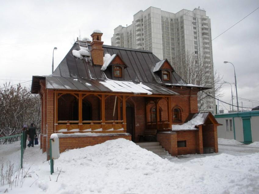 Церковь Серафима Саровского, Москва