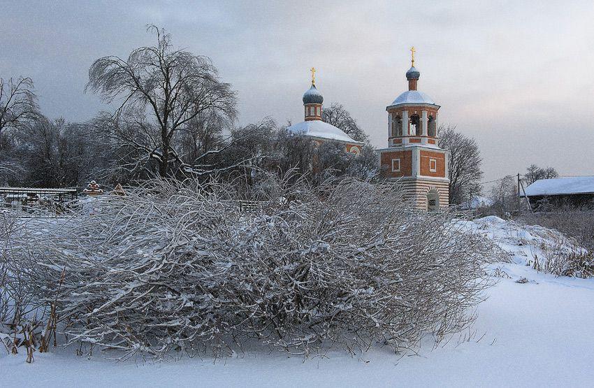 Церковь Николая Чудотворца, Москва