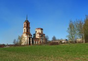 Церковь Воскресения Словущего - Шпилёво - Перевозский район - Нижегородская область