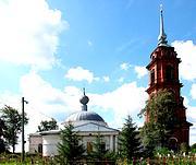 Церковь Богоявления Господня - Новый Некоуз - Некоузский район - Ярославская область
