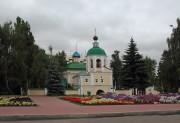 Ливны. Сергия Радонежского, кафедральный собор