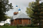 Некрасовское. Николо-Бабаевский монастырь. Церковь Николая Чудотворца