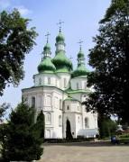 Троицкий Густынский монастырь. Церковь Троицы Животворящей - Густыня - Прилуцкий район - Украина, Черниговская область