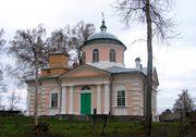 Церковь Троицы Живоначальной - Перетно - Окуловский район - Новгородская область
