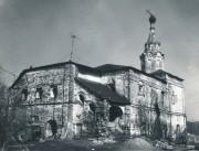 Николо-Волосовский монастырь. Церковь Сергия Радонежского - Волосово - Собинский район - Владимирская область