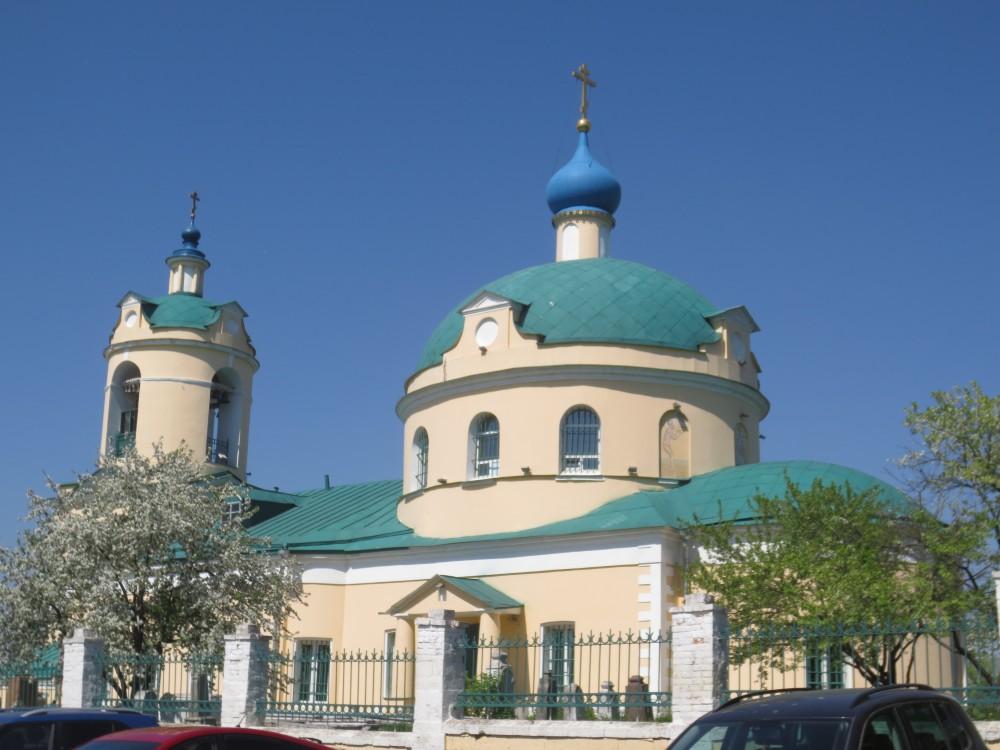 Церковь Николая Чудотворца, Ермолино