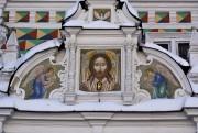 Сергиев Посад. Троице-Сергиева Лавра. Церковь Сергия Радонежского в трапезной палате