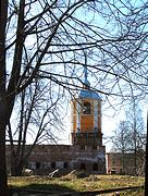 Антониево-Дымский Троицкий мужской монастырь - Броневик - Бокситогорский район - Ленинградская область