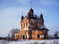 Церковь Рождества Пресвятой Богородицы - Большие Вески - Александровский район - Владимирская область
