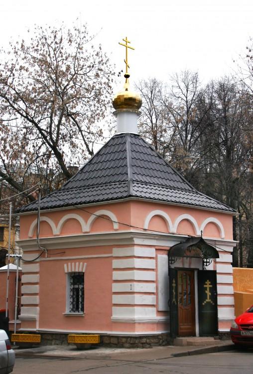 Часовня Казанской иконы Божией Матери на Воронцовом поле, Москва