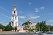 Казань. Варвары великомученицы у Сибирской заставы, церковь