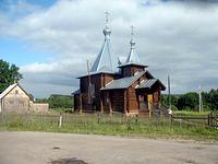 Церковь Троицы Живоначальной - Перемилово - Шуйский район - Ивановская область