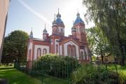 Бауска. Георгия Победоносца, церковь